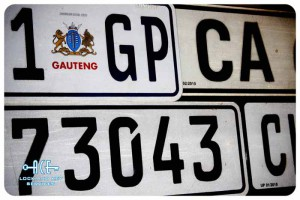 number plates cape town