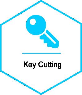 key cutting-colour
